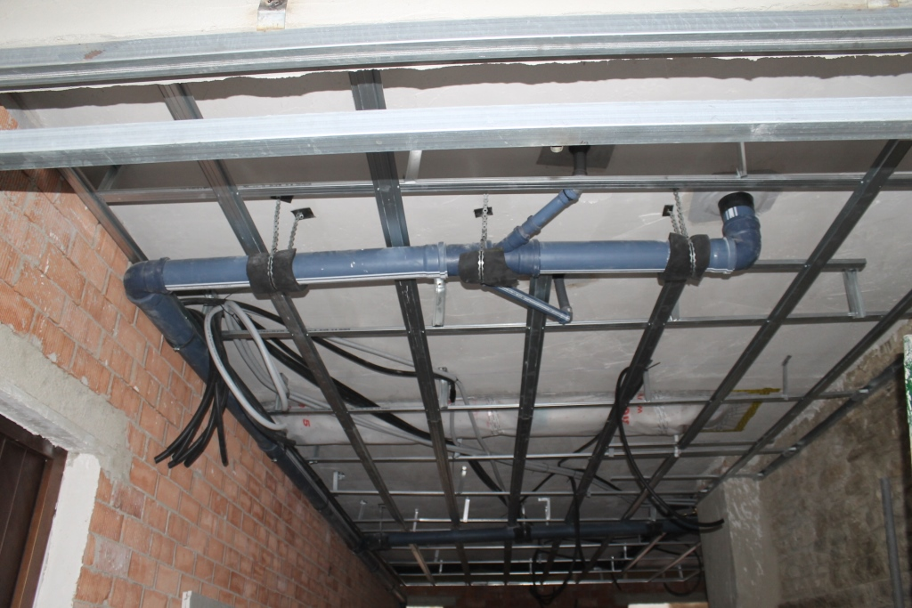 Diciembre 2015 aislamiento techos garajes for Techos para garajes